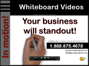 Your Business Will Standout with a WhiteBoard Video!