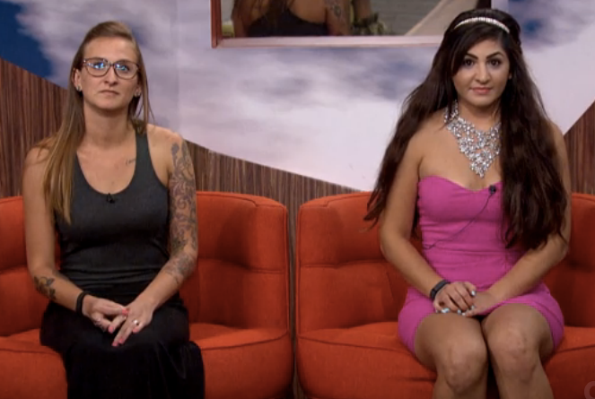 BB16 Christine Brecht Evicted And Booed