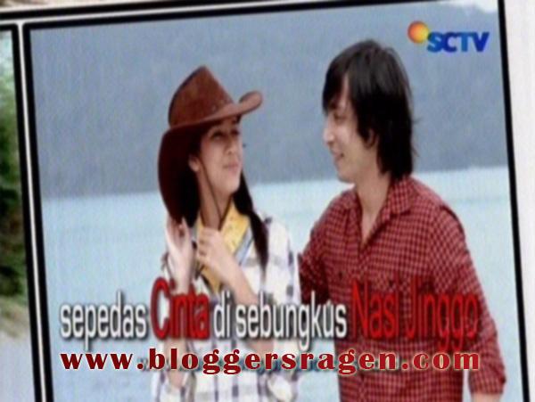 Sepedas Cinta di Sebungkus Nasi Jinggo FTV