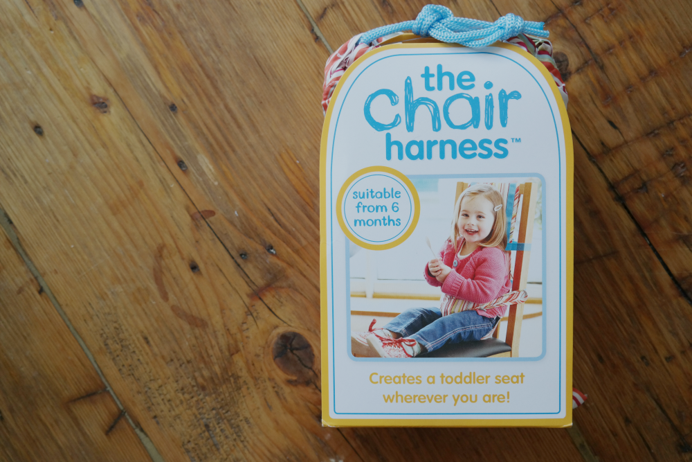 Learn, Play, GRO - Chair Harness