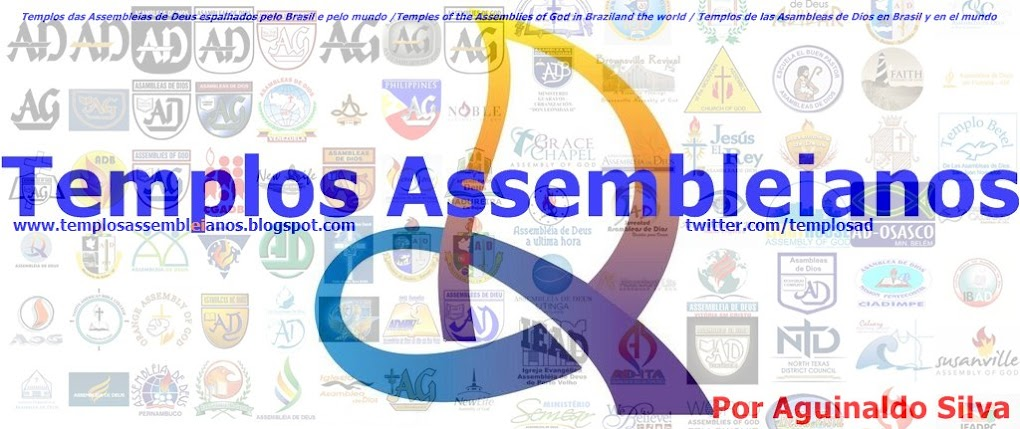Templos das Assembleias de Deus