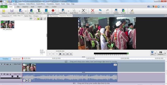 Download Video Pad Editor 4.30 Full Version