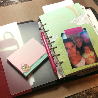 Filofax-Sectioning Ideas