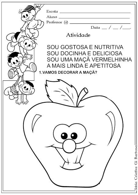 Atividade Artes Maternalzinho