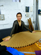 ***VISITING PLEAT FACTORY WITH IFA PARIS***