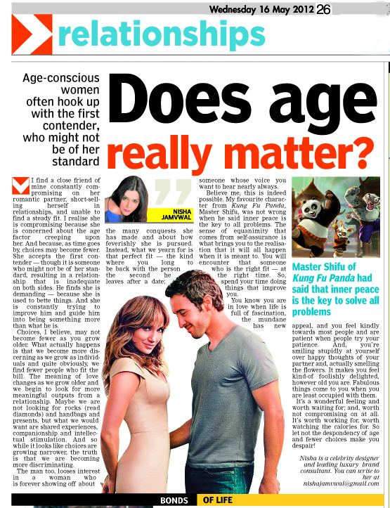 Does Age Really Matter When Hookup