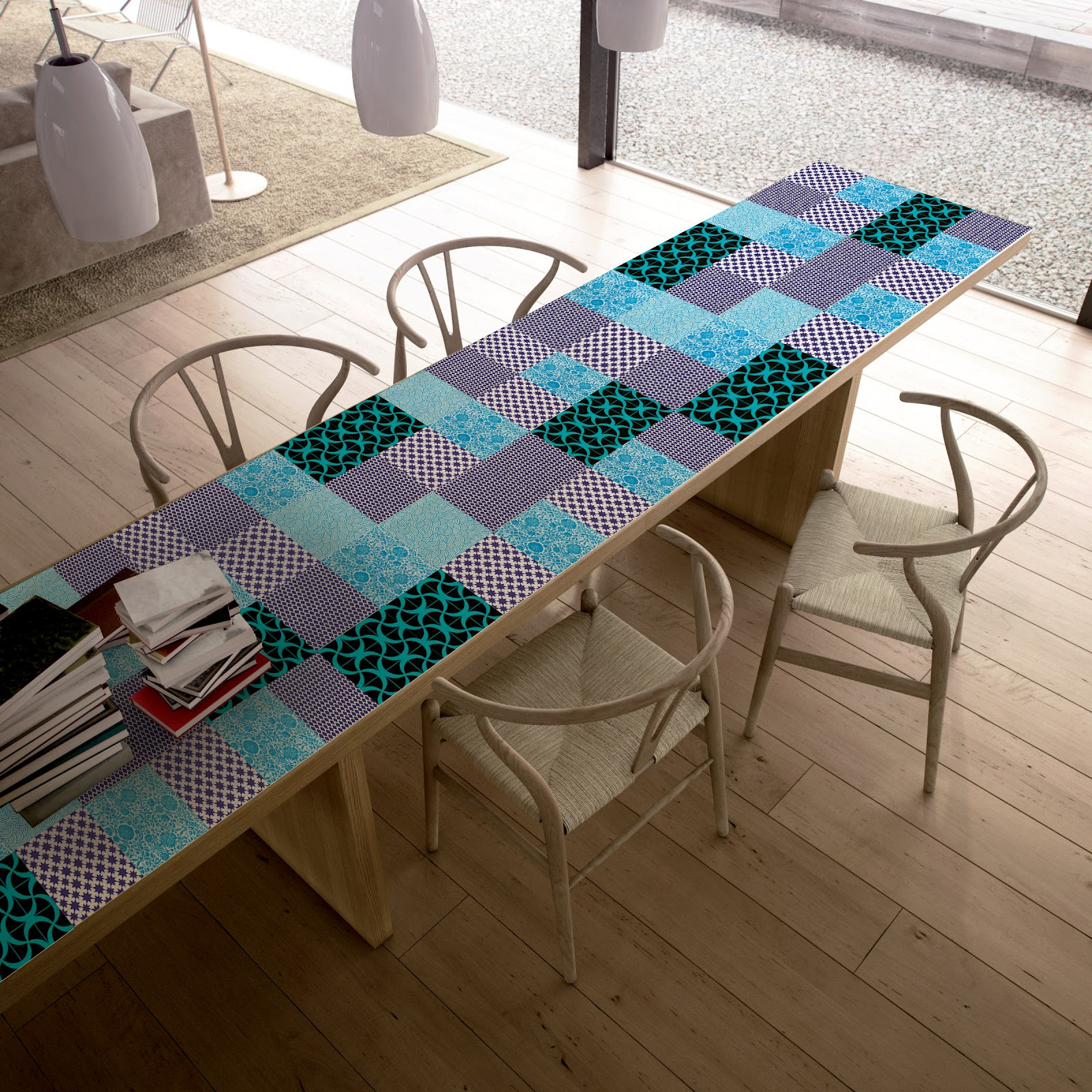 Blog da pathwork diferente - Mesas de azulejos ...