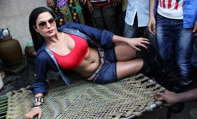 Veena Malik Hot photos at Kamathipura 006 Veena Malik hot Photoshoot at Kamathipura