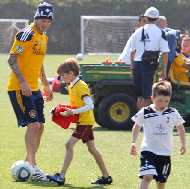 My Relationship With Football Beckham Takes Boys To Training And For Ice Cream Plus there's more roy keane gallery entrants. my relationship with football beckham takes boys to training and for ice cream