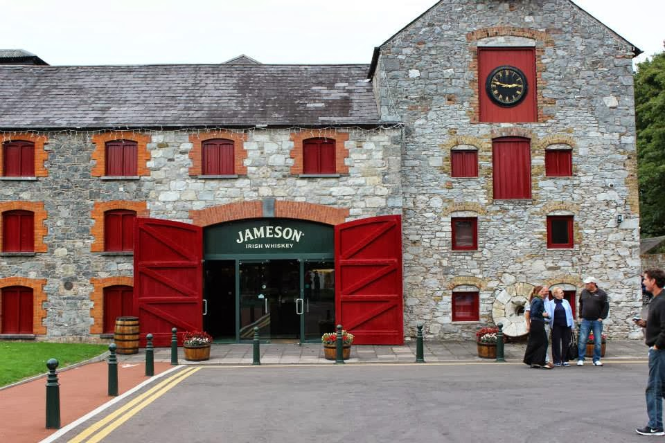 I went on a number of great guided tours during my visit to Ireland but the award for most cheery tour guide definitely goes to the Jameson Experience at ... & Historical Reminiscents.: Midleton Distillery: Built Heritage and ...