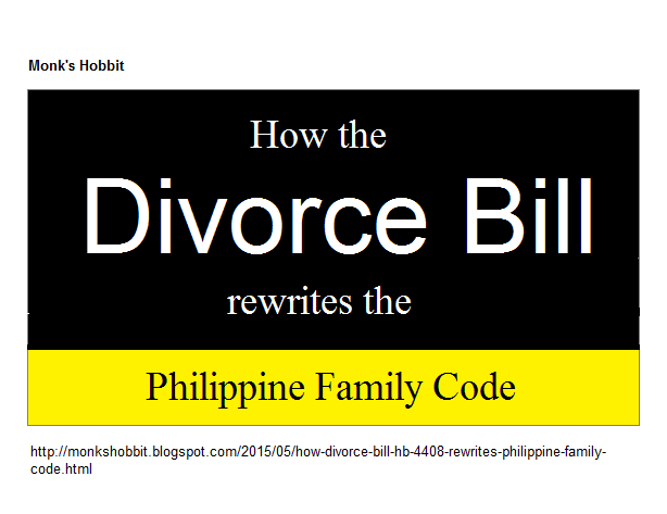 legalization of divorce in the philippines Statistically, an average 53% of adult filipinos nationwide support the legalization of divorce for irreconcilably separated couples, based on the social weather surveys of march 25-28, 2017 and december 8-16, 2017.