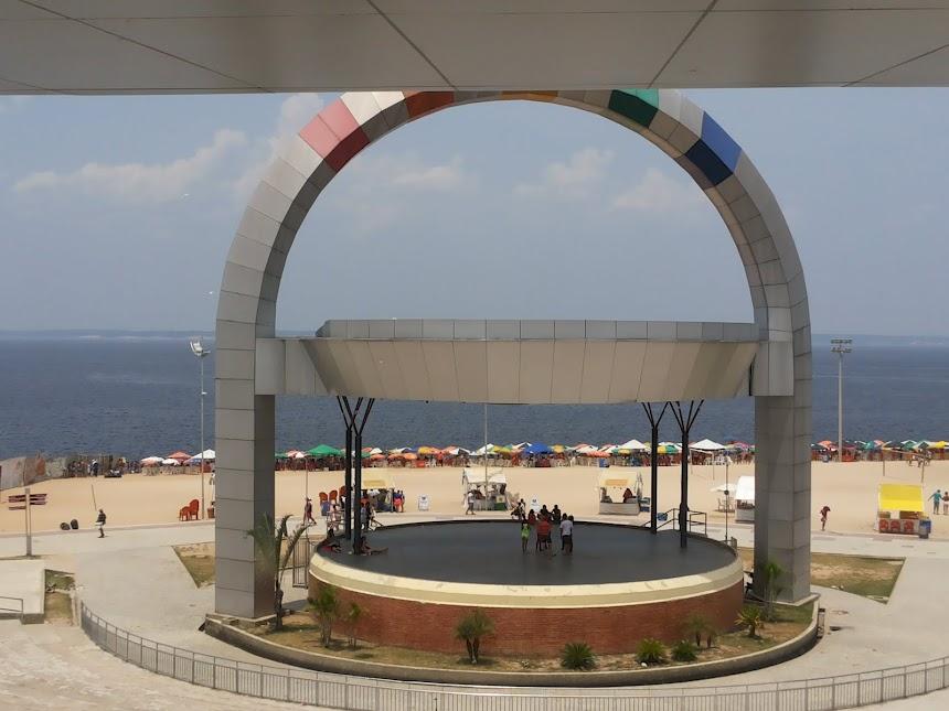 Anfiteatro-Ponta Negra