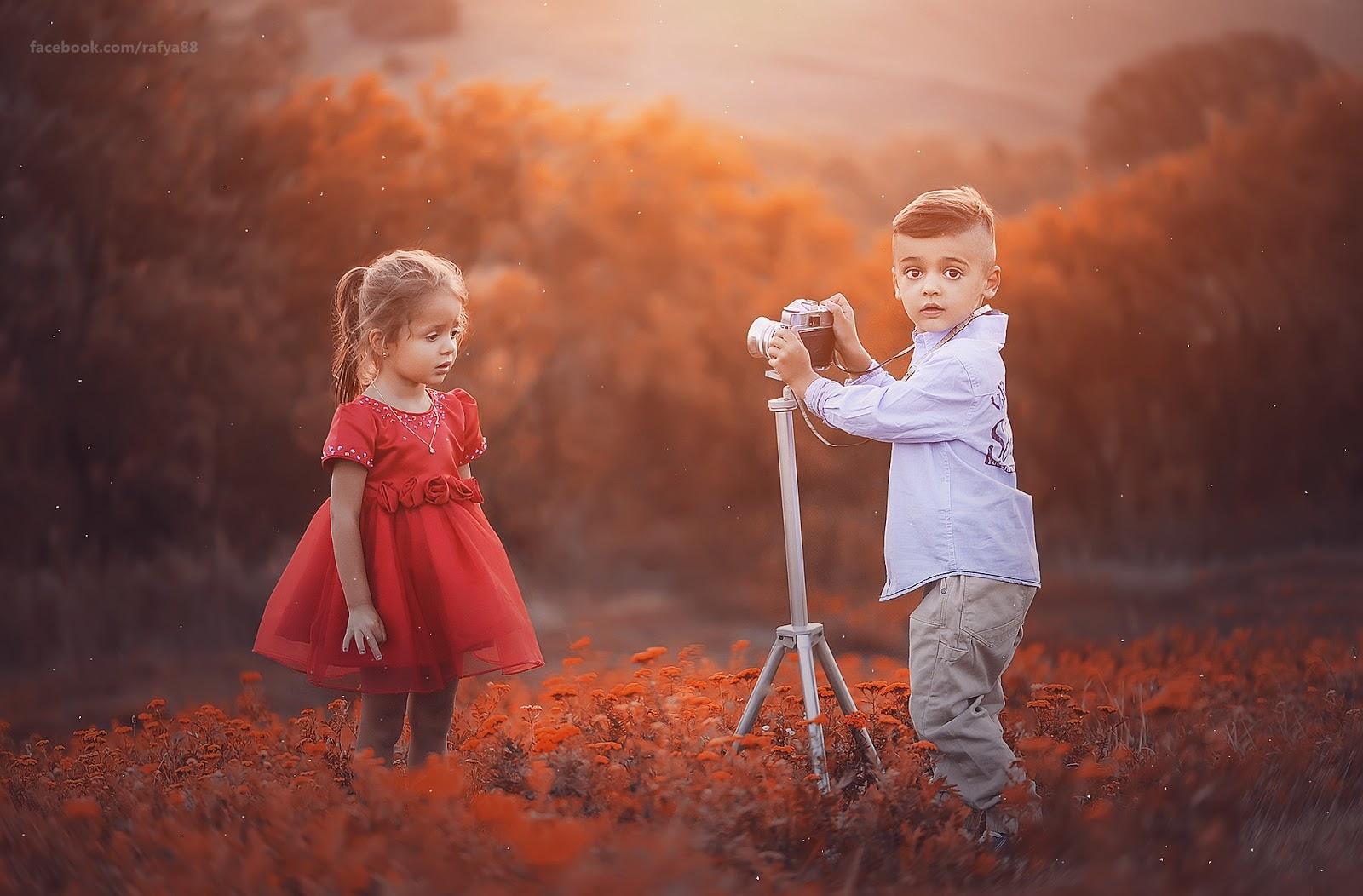 Dramatic warm autumn color effect tutorial photoshop rafy a for Ideas with photos