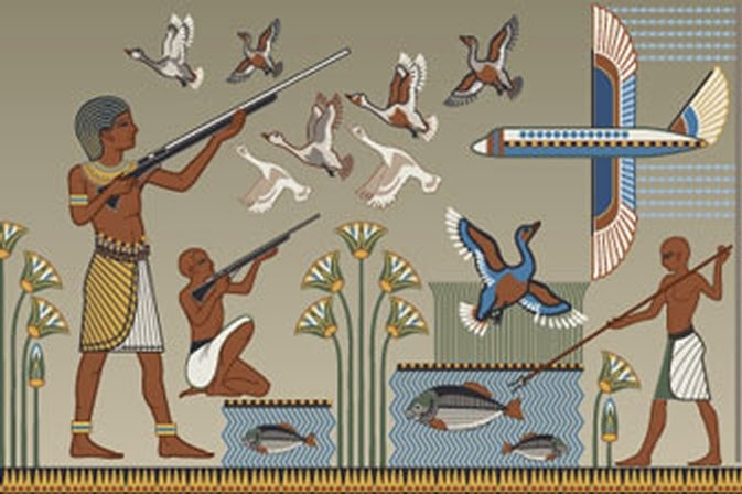 03-Anton-Batov-Illustrations-of-Modern-Egyptian-Hieroglyphs-www-designstack-co