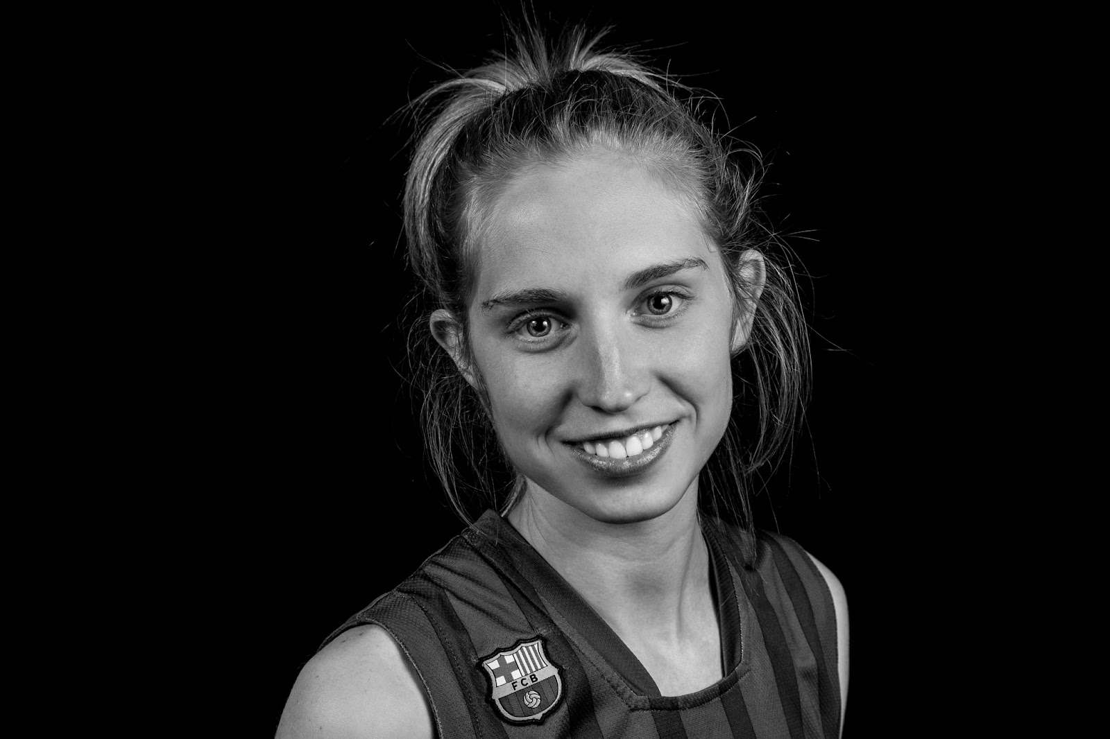 Marta 11 - CBS Barça Senior Femenino A - 2013 :: Canon EOS 5D MkIII | ISO100 | Canon 24-105 @50mm | f/11 | 1/60s