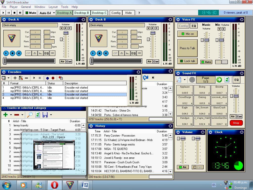 descargar sam broadcaster 4.2.2
