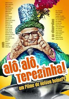 Alô, Alô, Terezinha! - DVDRip Nacional