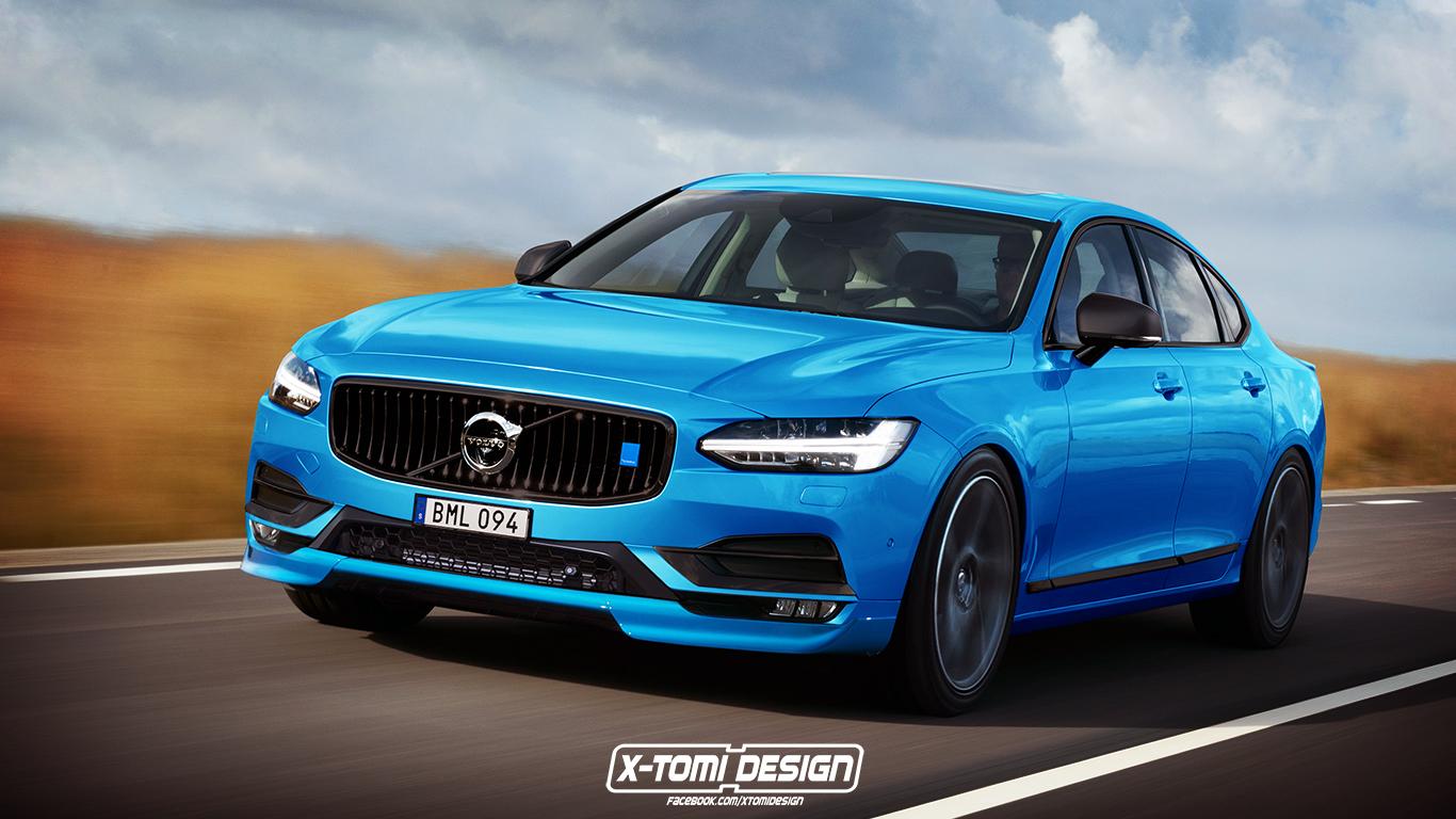 X Tomi Design Volvo S90 Polestar