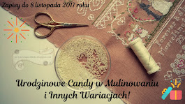 Urodzinowe candy u Ewy