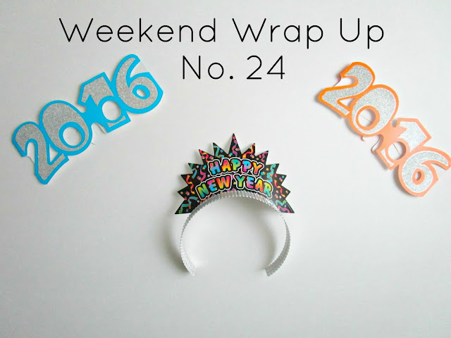 Weekend Wrap Up No. 24 | Courtney's Little Things