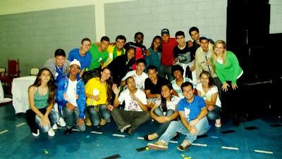 Geração-JMJ reúne centenas de jovens da Diocese de São João del-Rei