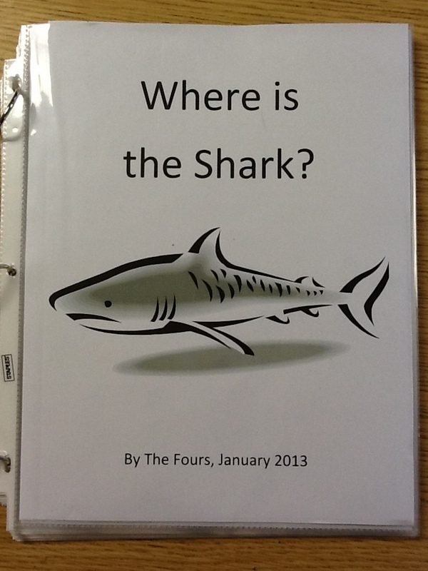 Playfully Learning Where Is The Shark A Positional Word Lesson