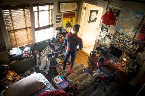 Nuevas fotos de The Amazing Spider-Man 2