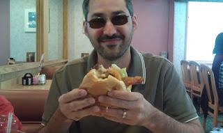 best burger village inn