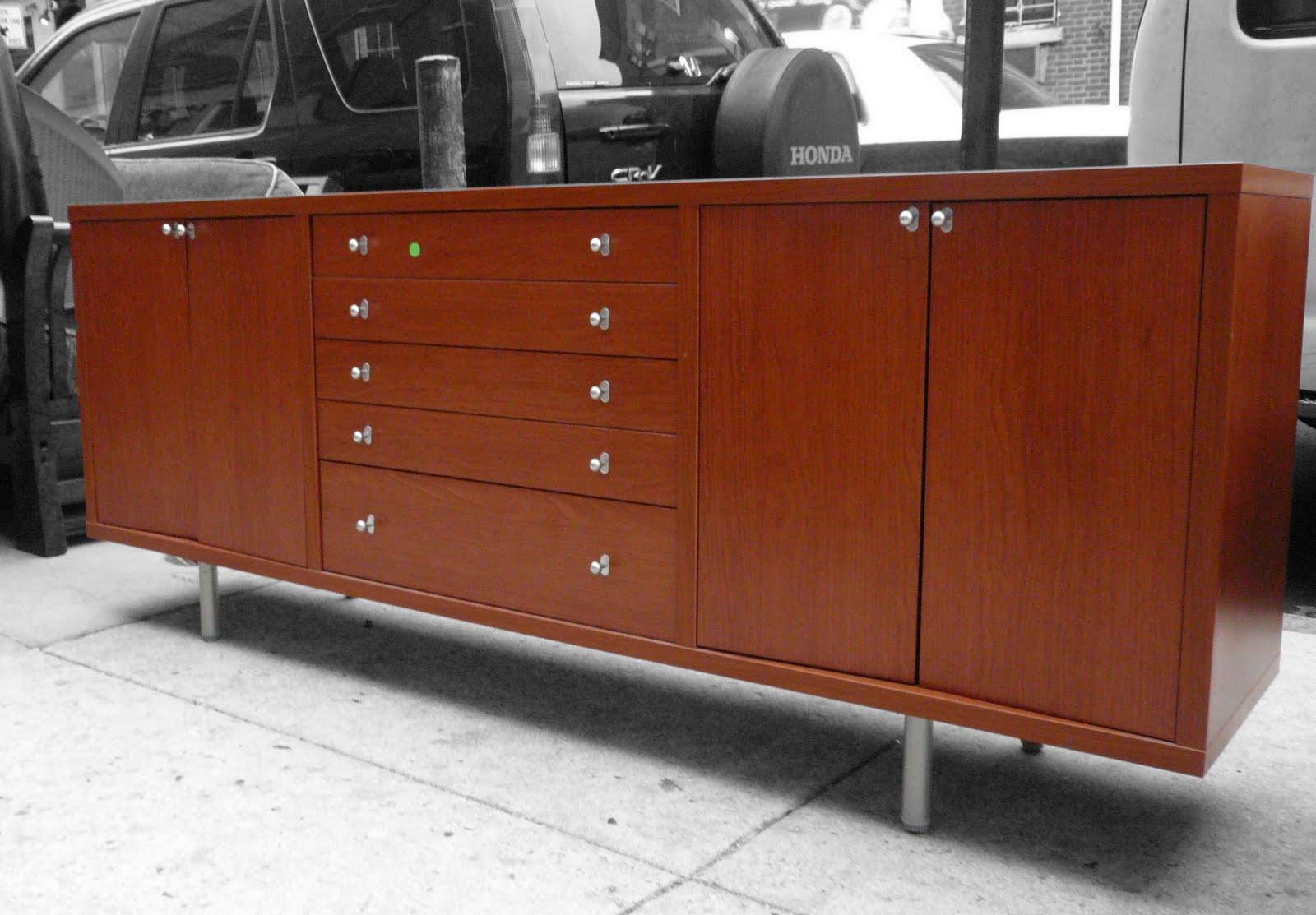 Ikea Credenza Tv Stand : Uhuru furniture collectibles versatile ikea cabinet sold