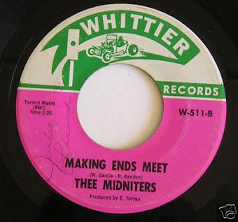 Thee Midniters - Making Ends Meet