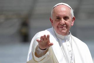 A espera do Papa Francisco