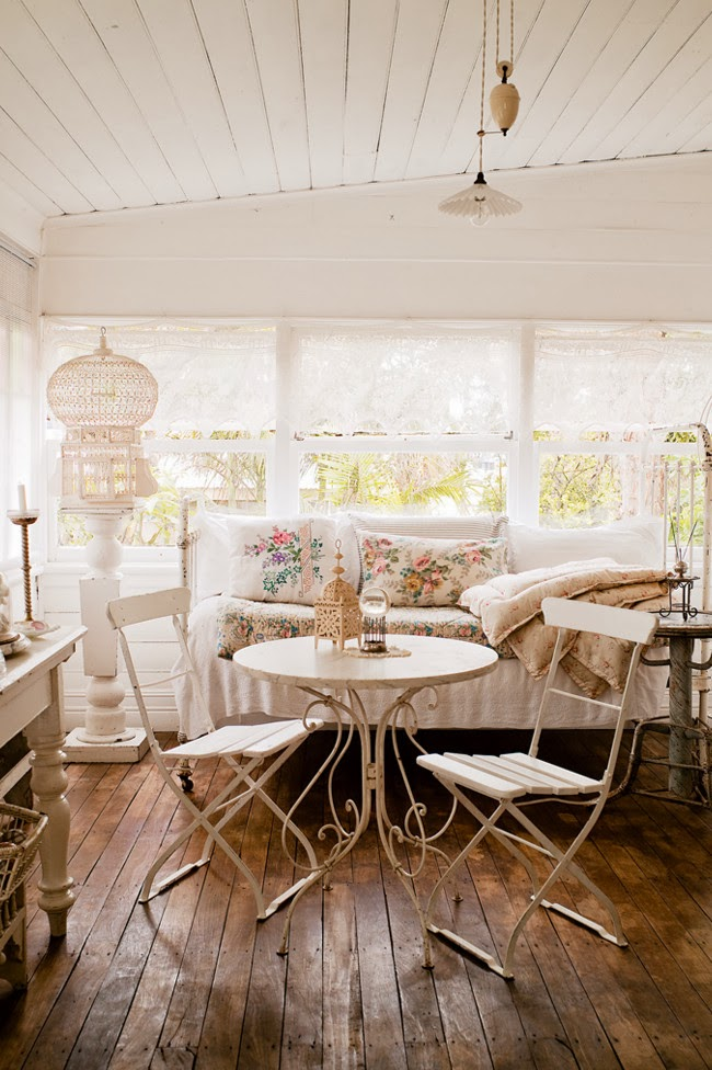 Cottage shabby chic