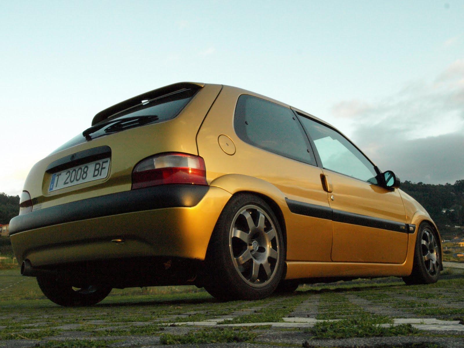Car Acid  Citroen Saxo Car Review