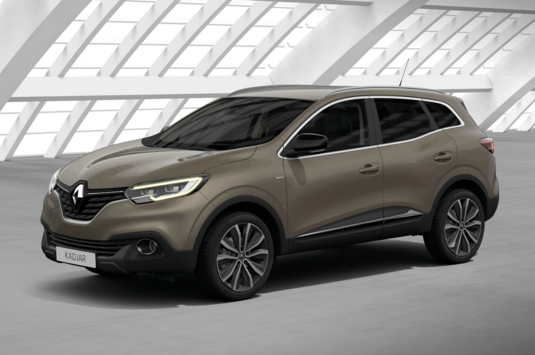 Renault Kadjar (2018)   Couleurs / Colors