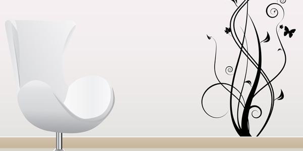 tips memilih stiker dan wallpaper dinding   rancangan
