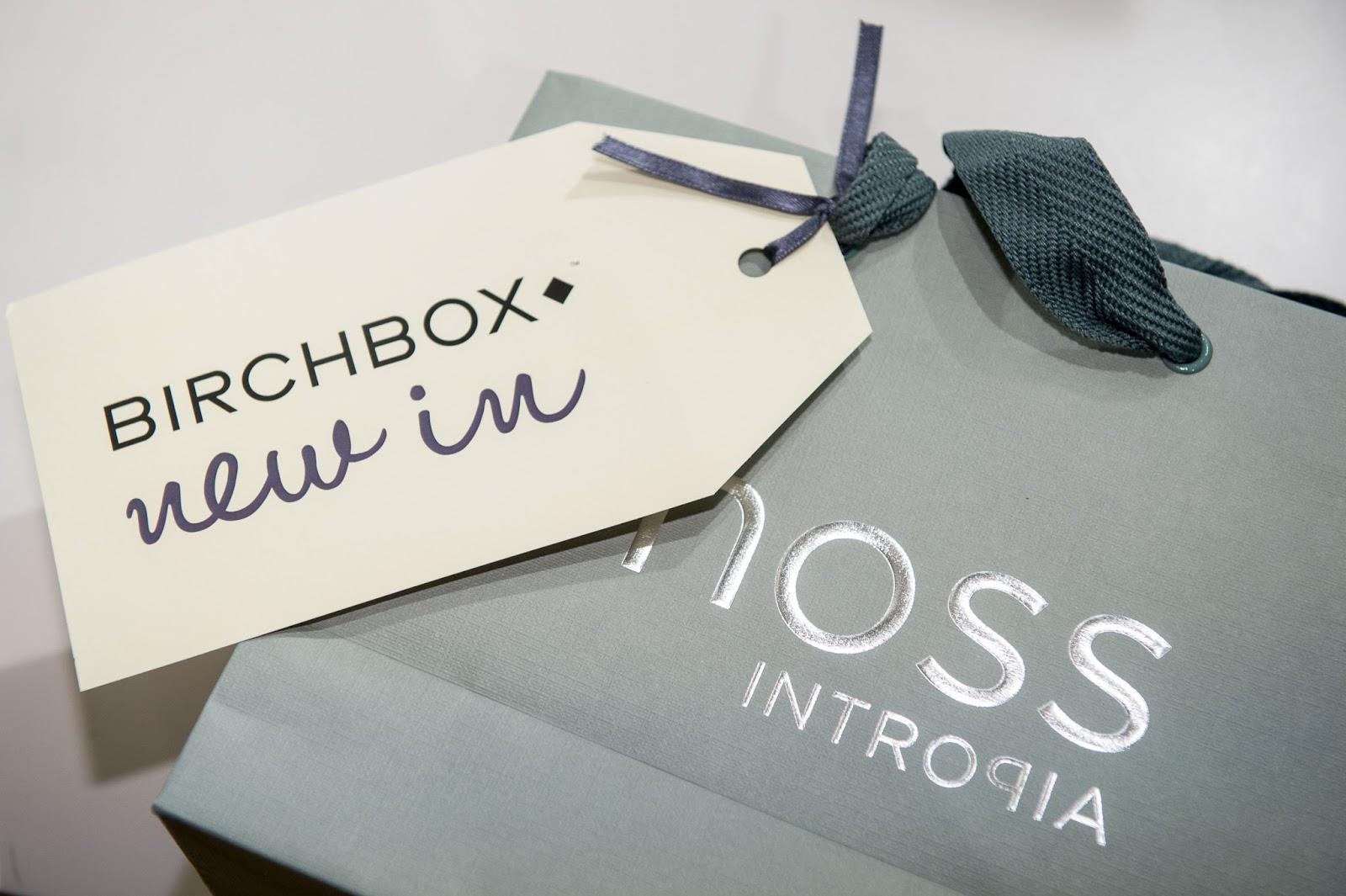 Birchbox+HossIntropia=New In
