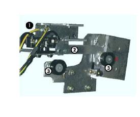 Asansör İç Kapı kilit mekanizması