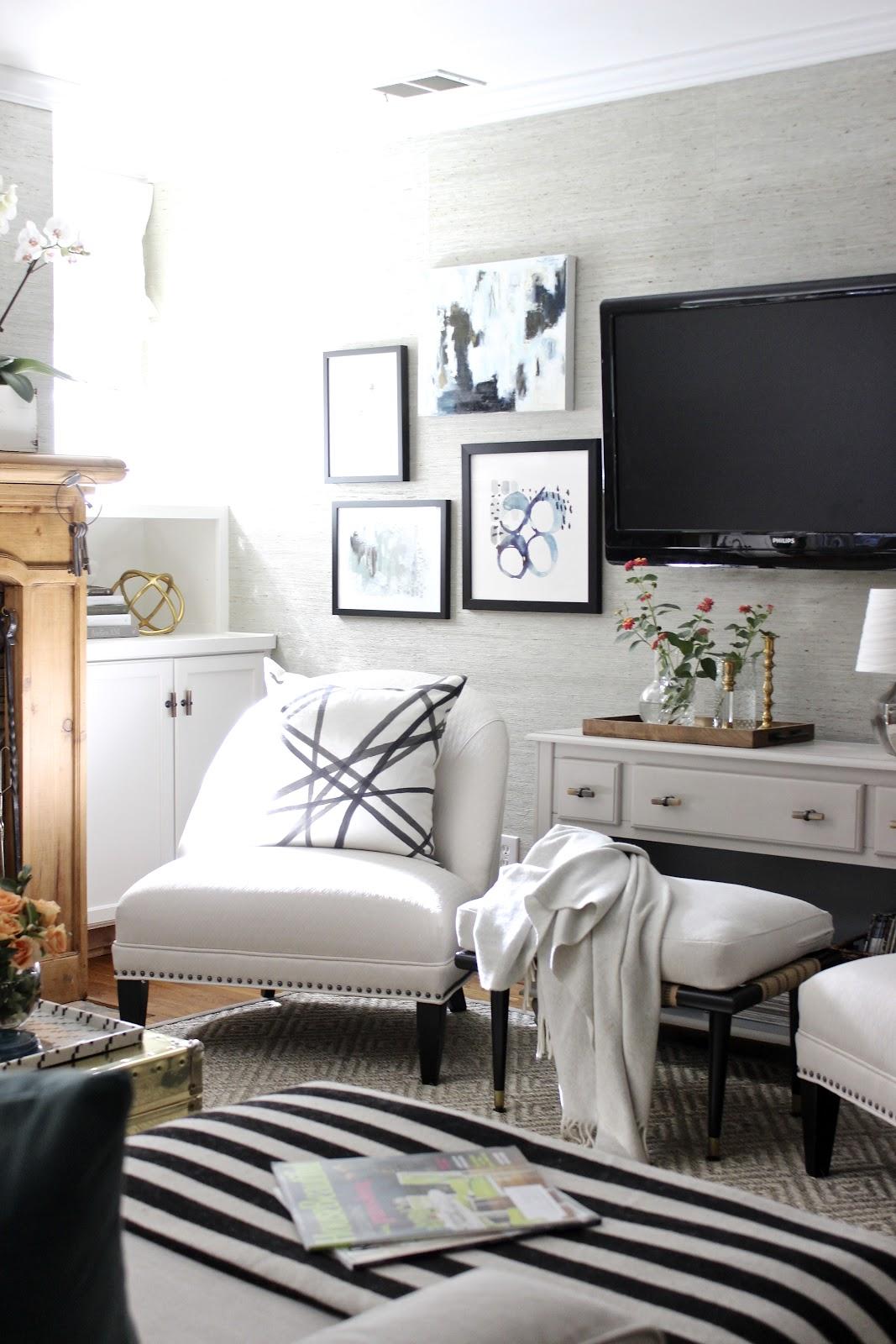 Mitchell Gold Bedroom Furniture Design Indulgence One Room Challenge Reveal
