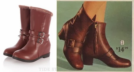 1960s womens boots under $50