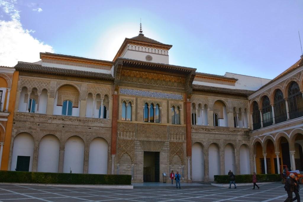 El Alcazar Sevilla