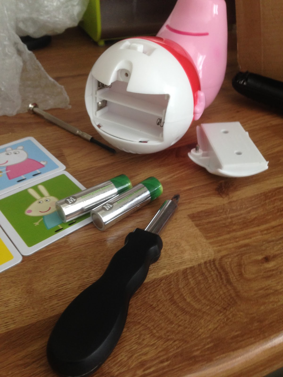 Toy Review - Peppa Pig Tumble & Spin ... The Yorkshire Dad Blog ...