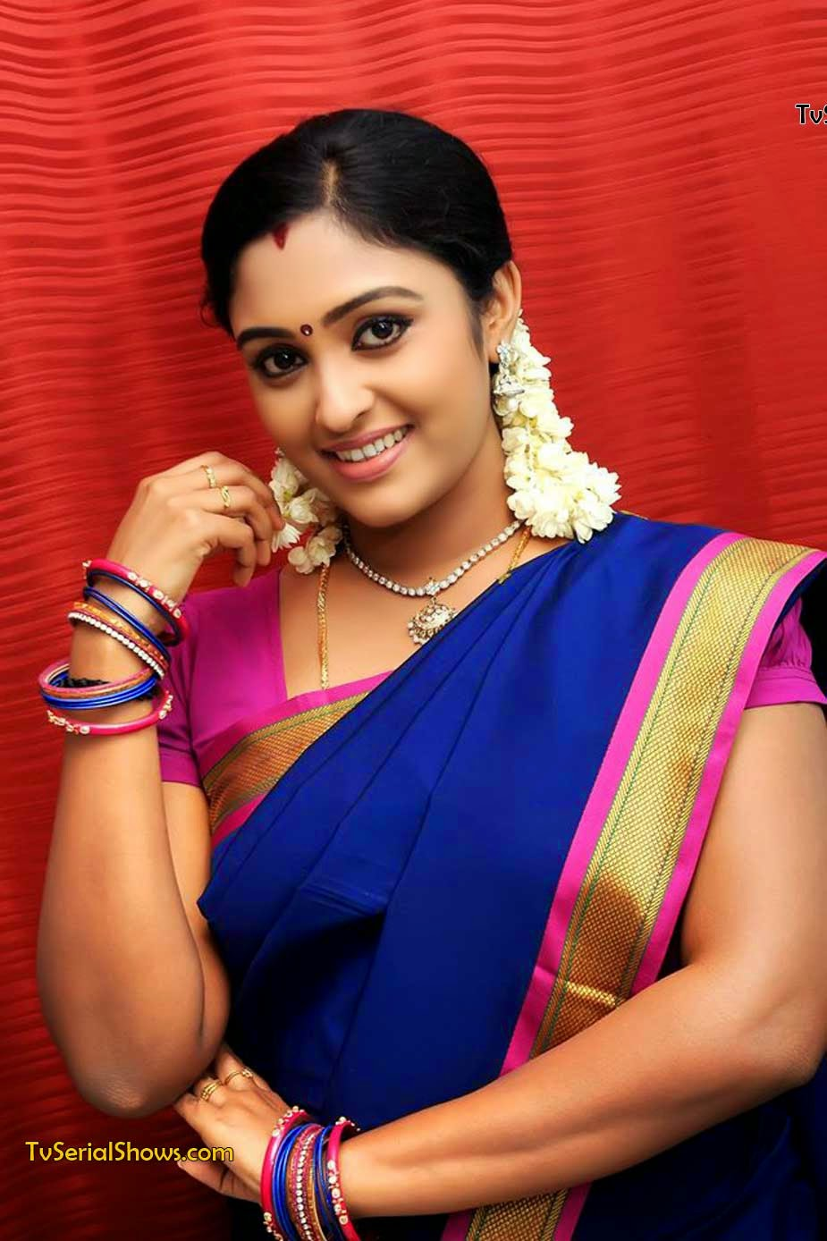 Actress Sreeja Chandran Real Life Marriage S Senthil Saravanan