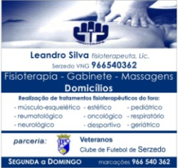 Fisioterapeuta - Leandro Silva