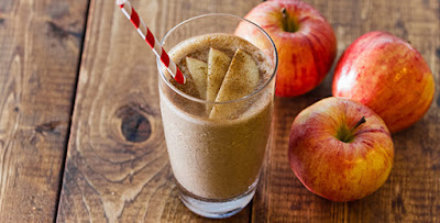 Apple Cinnamon Smoothie