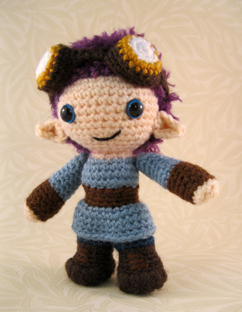 Amigurumi Jacket : LucyRavenscar - Crochet Creatures: Fantasy Amigurumi ...