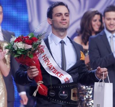mister croatia hrvatske 2011 winner vanja grgec
