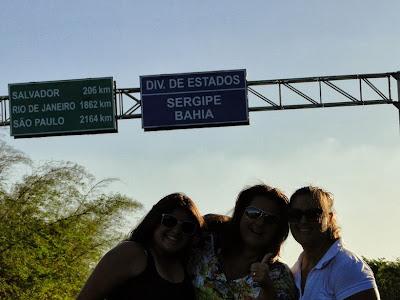 Divisa de estado Sergipe e Bahia