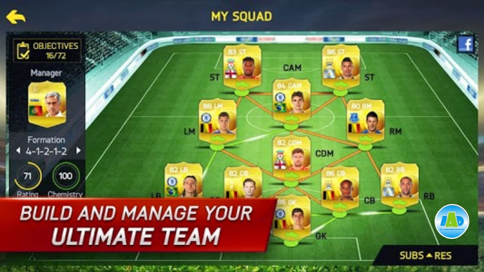 FIFA 18 Android - Download FIFA 18 for Android
