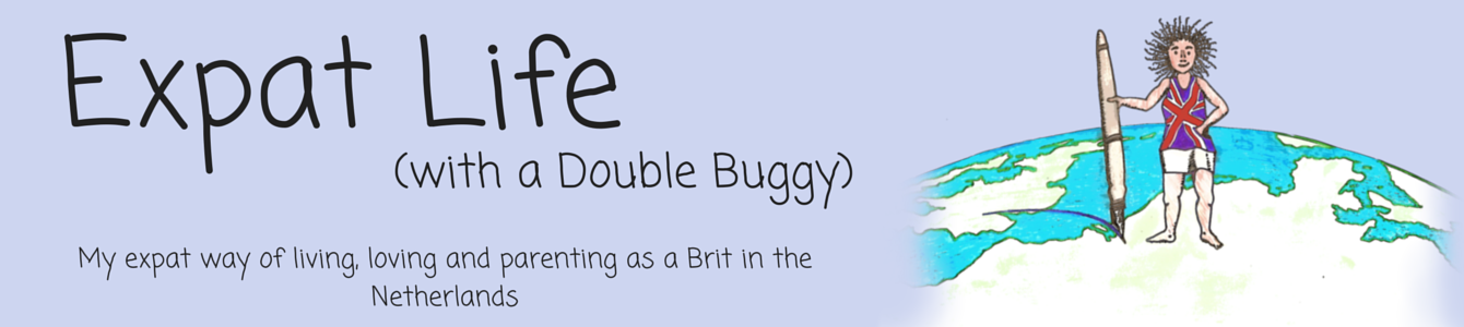 Expat Life With a Double Buggy