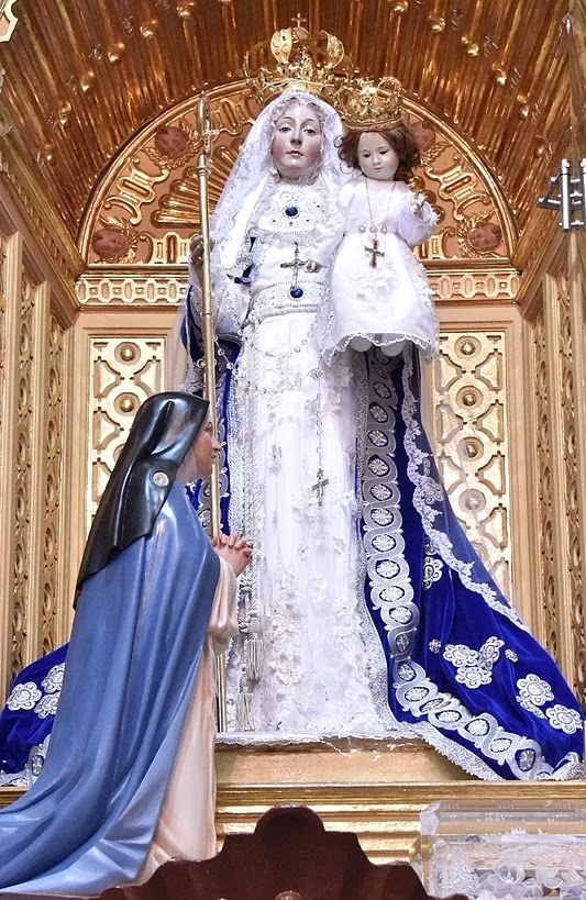 Our Lady of the Great Event - Nuestra Sra. del Buen Suceso